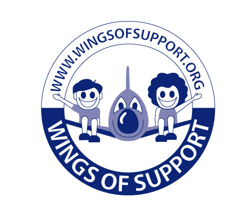 wings of support logo